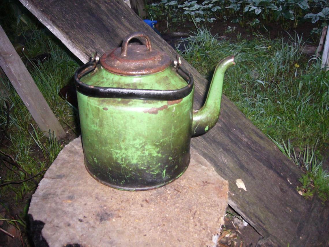 скульптура уже фото чайника советских времен этот период